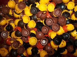 Playmobil-pelucas-de-cabello-100-piezas-aleatorias-hombres-soldados-Nueva-version-completa-figuras