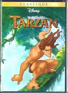 TARZAN-Disney-N-52-DVD-NEUF-SOUS-BLISTER