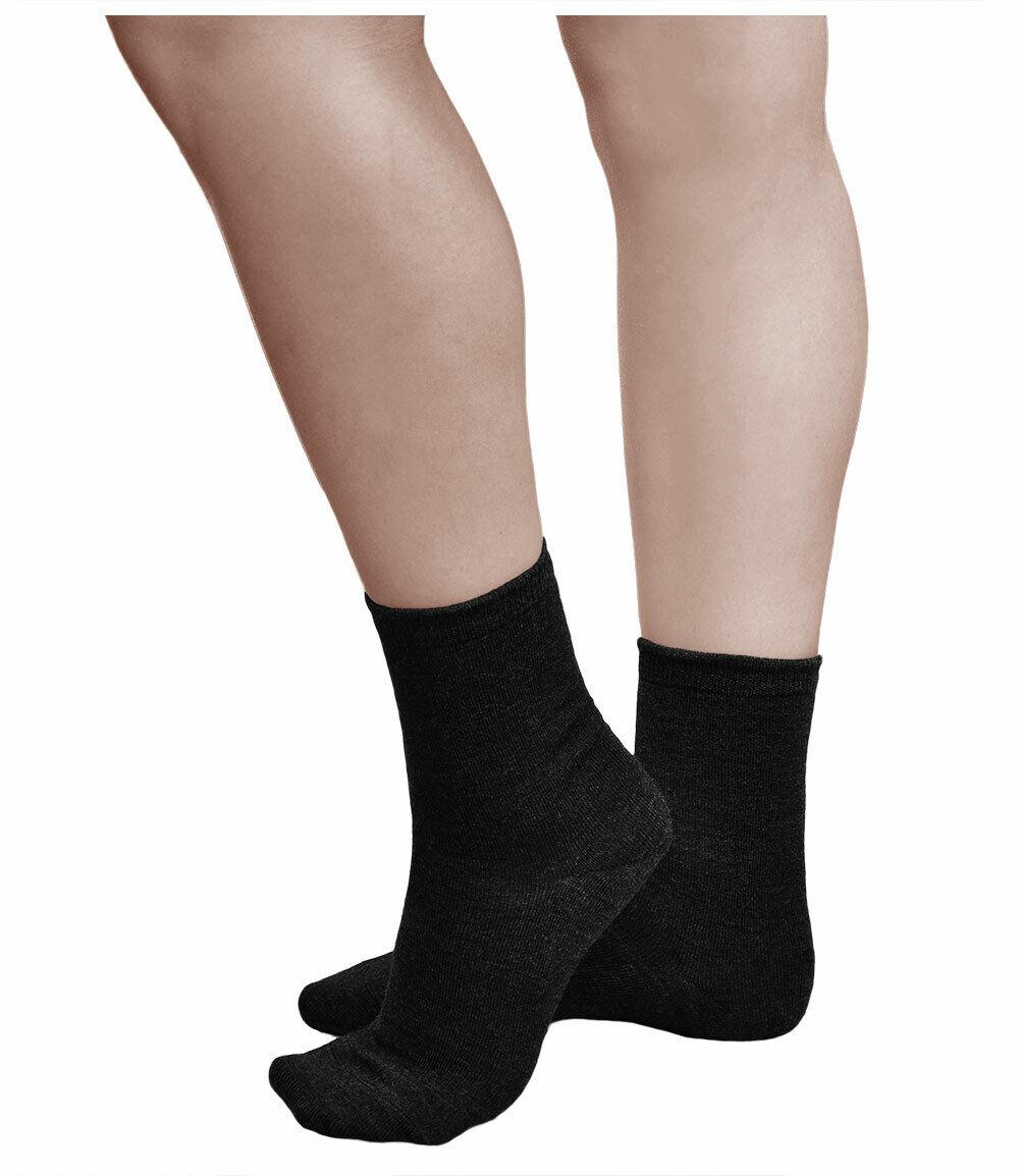 Damen Wollsocken MERINOWOLLE Warme Socken Klimaregulierende Wirkung - VITSOCKS