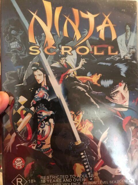 Ninja Scroll For Sale Online Ebay