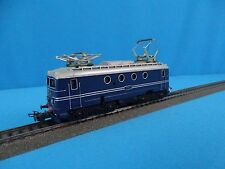 Marklin 3013 NS Electric Lok Br 1100 BLUE version 4   HEAVY CAST METAL