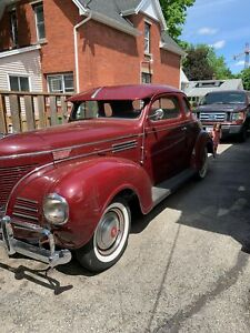 1939 Dodge Business Man Coupe