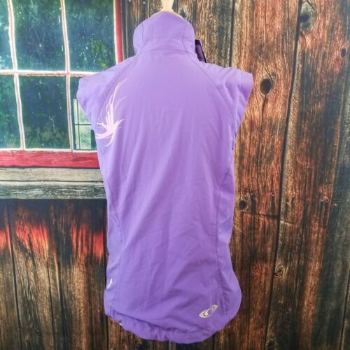 Gilet Up Moyenne Souple Zip Nwt Salomon Purple Amethyst Taille Nova Coquille Femmes HqgYSfwT