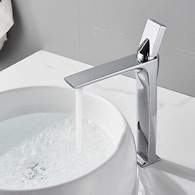 Hoch Schwarz Wasserfall Waschtischarmatur Wasserhahn Armatur Waschbecken DHL DE