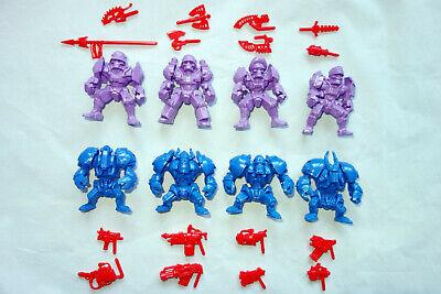 Necros New Necro Nazi Cyborgs Phobos Squad 3 Russian Plastic Battle Beasts