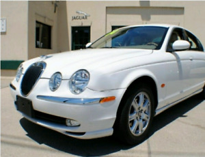 2004 Jaguar S Type MUST SEE low kms immaculate condition!