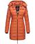 Indexbild 40 - Marikoo Damen Herbst Winter Jacke Stepp Mantel FVS4 Parka Steppjacke lange Neu