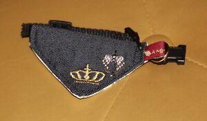 7313-Angeldog-Hundekleidung-Hundehalstuch-Hundehalsband-mit-Tuch-chihuahua-XXS