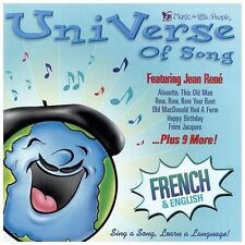 RENE,JEAN-UNI OF SONG-FRENCH CD NEW