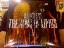 Radiohead The King of Limbs LP sealed vinyl