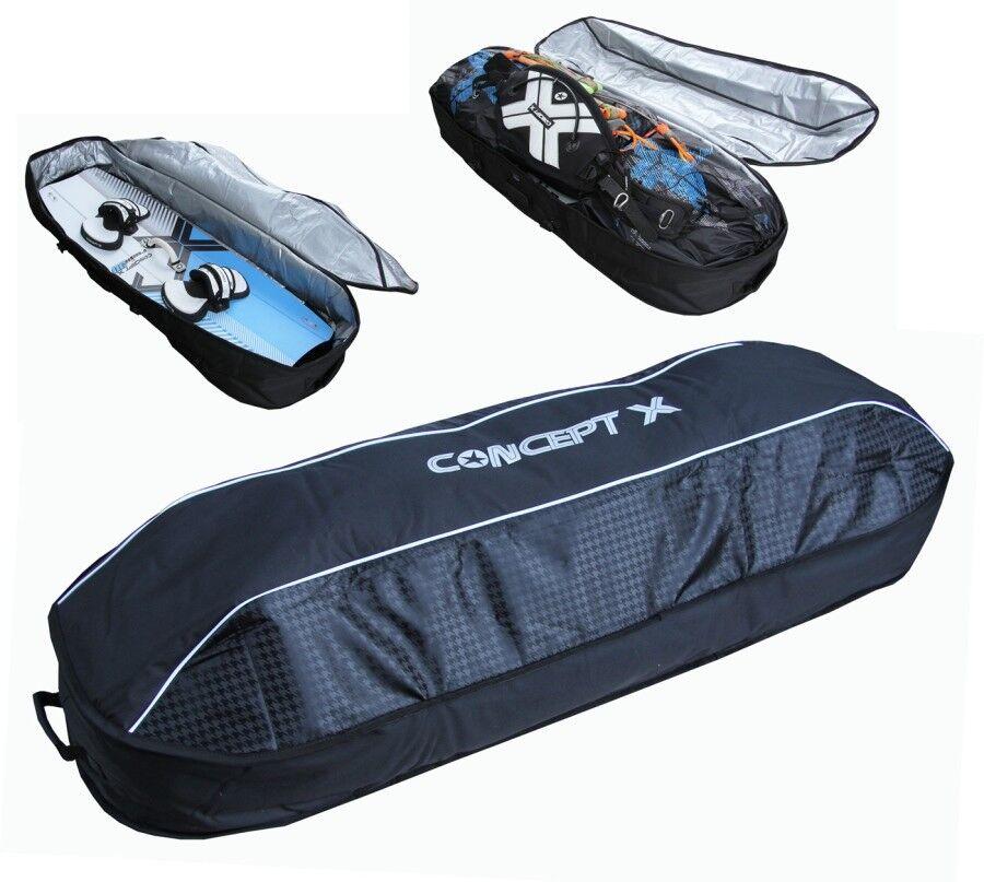 Concept x Kiteboard-Bag discovery fácilmente 139 kite valija flutauglich