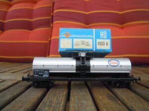 Roco 4353 A Wagon-citernes Esso Db Ep.3 En Emballage D'origine, Us