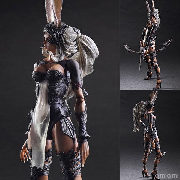 entrega rápida Square Square Square Enix Final Fantasy XII FF12 Jugar Arts Kai Fran Sin Caja Figura De Acción De Juguete  Envío y cambio gratis.