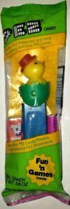 PEZ - Chick In Egg (Version B Pointy Green Shell) Dispenser
