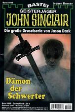 JOHN SINCLAIR ROMAN Nr. 1995 - Dämon der Schwerter - Alfred Bekker NEU