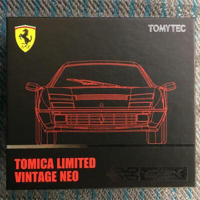 Tomica limited vintage neo 1//64 TLV-NEO Ferrari F355 Berlinetta Red