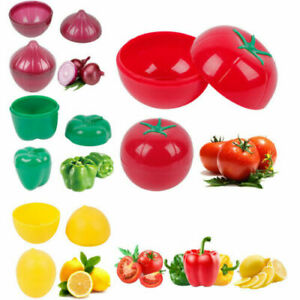 Fruit-Vegetable-Shape-Storage-Saver-Box-Food-Containers-Keep-Fresh-Kitchen-Tools