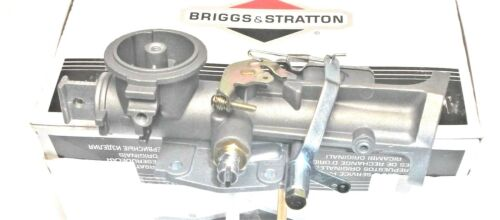 Original Briggs /& Stratton Pulsa-Jet Vergaser 299437 Agria 5300 Tielbürger t75