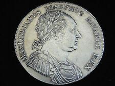 DL. Bayern, Konventionstaler, 1818, Maximilianus-Josephus, Silber.! vz.!