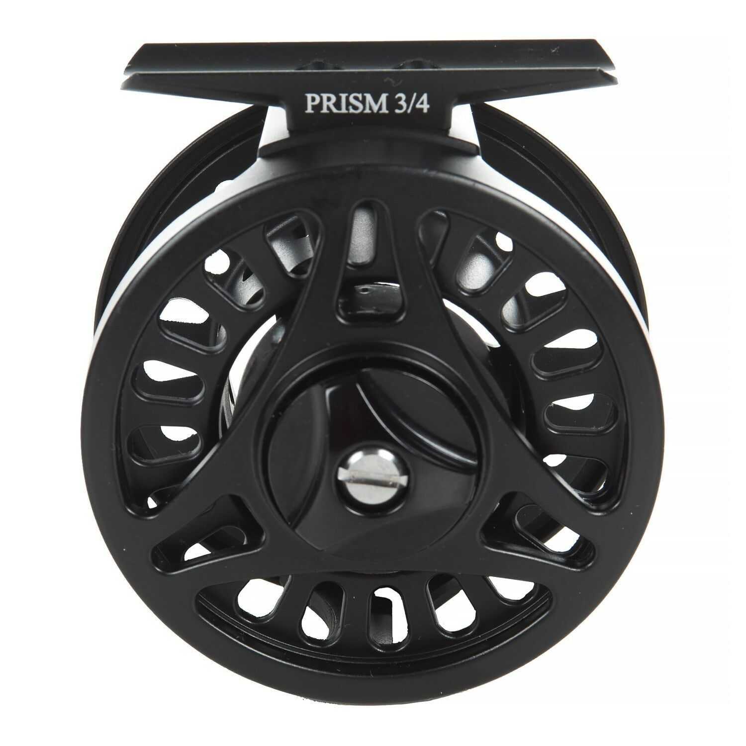 Temple Fork Outfitters Prism Large Reel Arbor Fly Reel Large Größe 3-4 w/ Spare Spool - NEW b75113