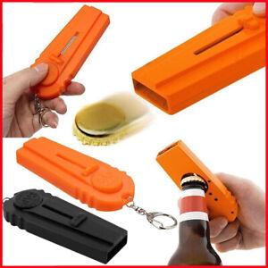 Bottle-Cap-Launcher-Top-Opener-Key-Beer-Drink-Gun-Zappa-Shooter-Ring-Gift-Flying