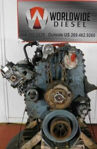 1997-Detroit-Series-50-Diesel-Engine-320HP-Turns-360-Good-For-Rebuild-Only