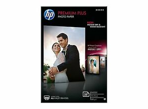 HP-Carta-Premium-Plus-Glossy-CR677A-25-fogli-10-x-15-cm-CR677A