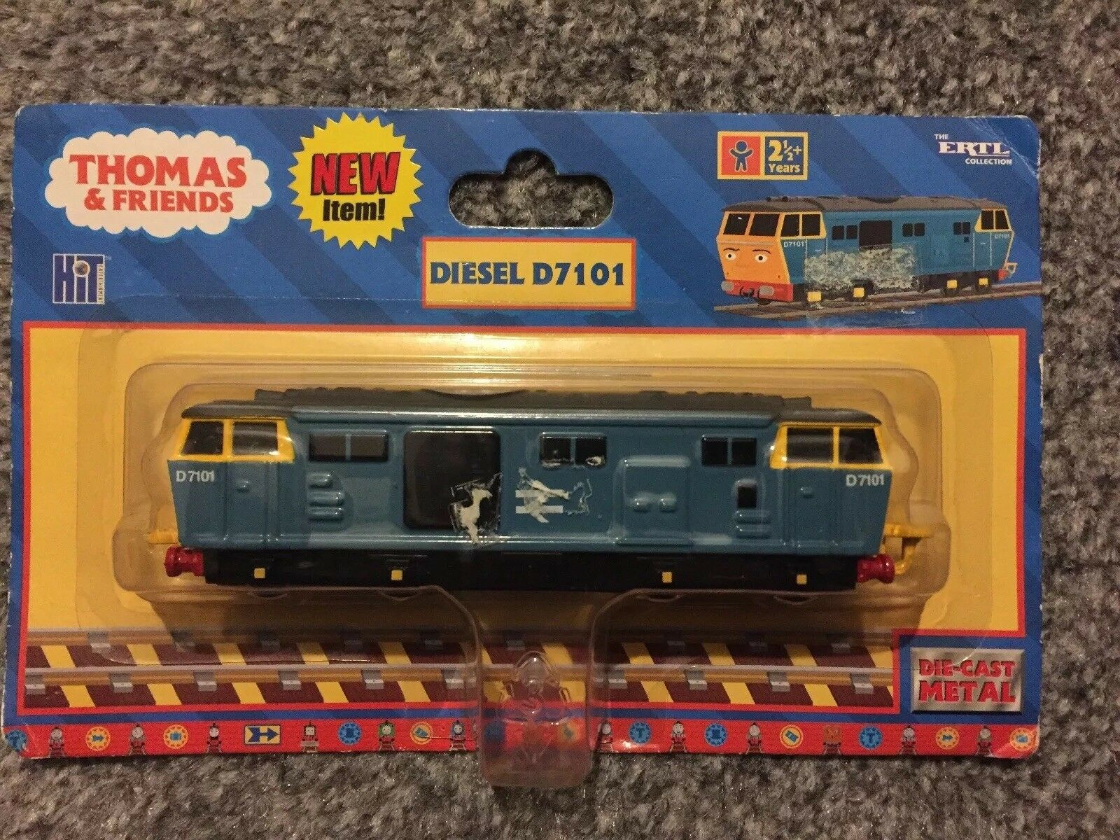 DIESEL D7101 ERTL - THOMAS & FRIENDS - BNIB VERY VERY VERY RARE 2 7546d1