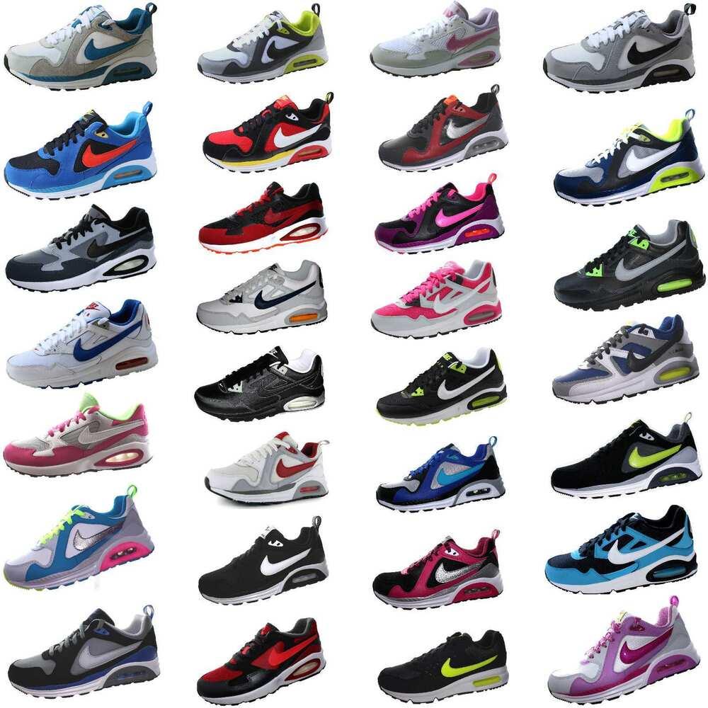 Nike Air Max trax skyline command Baskets véritable cuir Chaussures solace sneaker-
