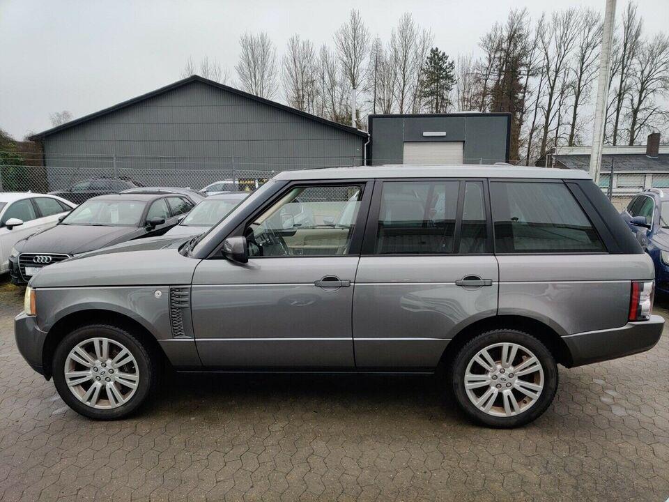Land Rover Range Rover 4,4 TDV8 Vogue aut. Diesel 4x4 4x4