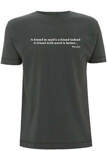 Плацебо вдохновил футболка чистый утром британский оркестр концерт друга в беде травка