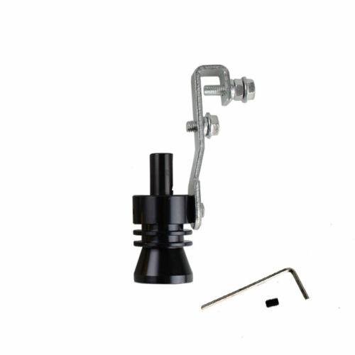 XL Turbo Sound Whistle Muffler Exhaust Pipe Blow Off Valve BOV Simulator Auto