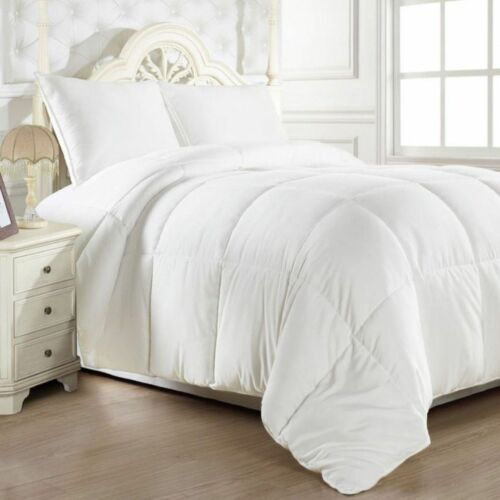 NEW SOFT HOTEL QUALITY Duck Feather Duvet Quilt /& Pillow 13.5 Tog EXTRA FILLING