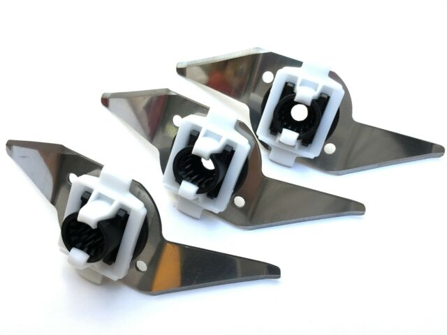 Rasenmähroboter Ersatzmesser-Set RM//RL City Robomow MRK0003A