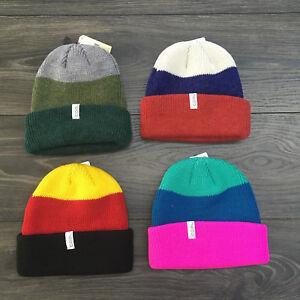 Coal-berretto-beanie-The-Frena-multicolor-cappellino-cuffia-uomo-donna