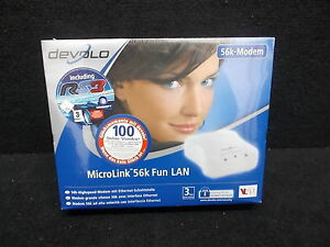 Devolo MicroLink 56k New