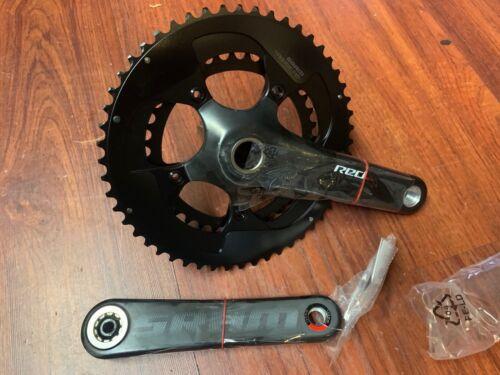 SRAM CARBON GXP Red Crankset 11 sp cranks road bike 165 170 172.5 175 11 SP
