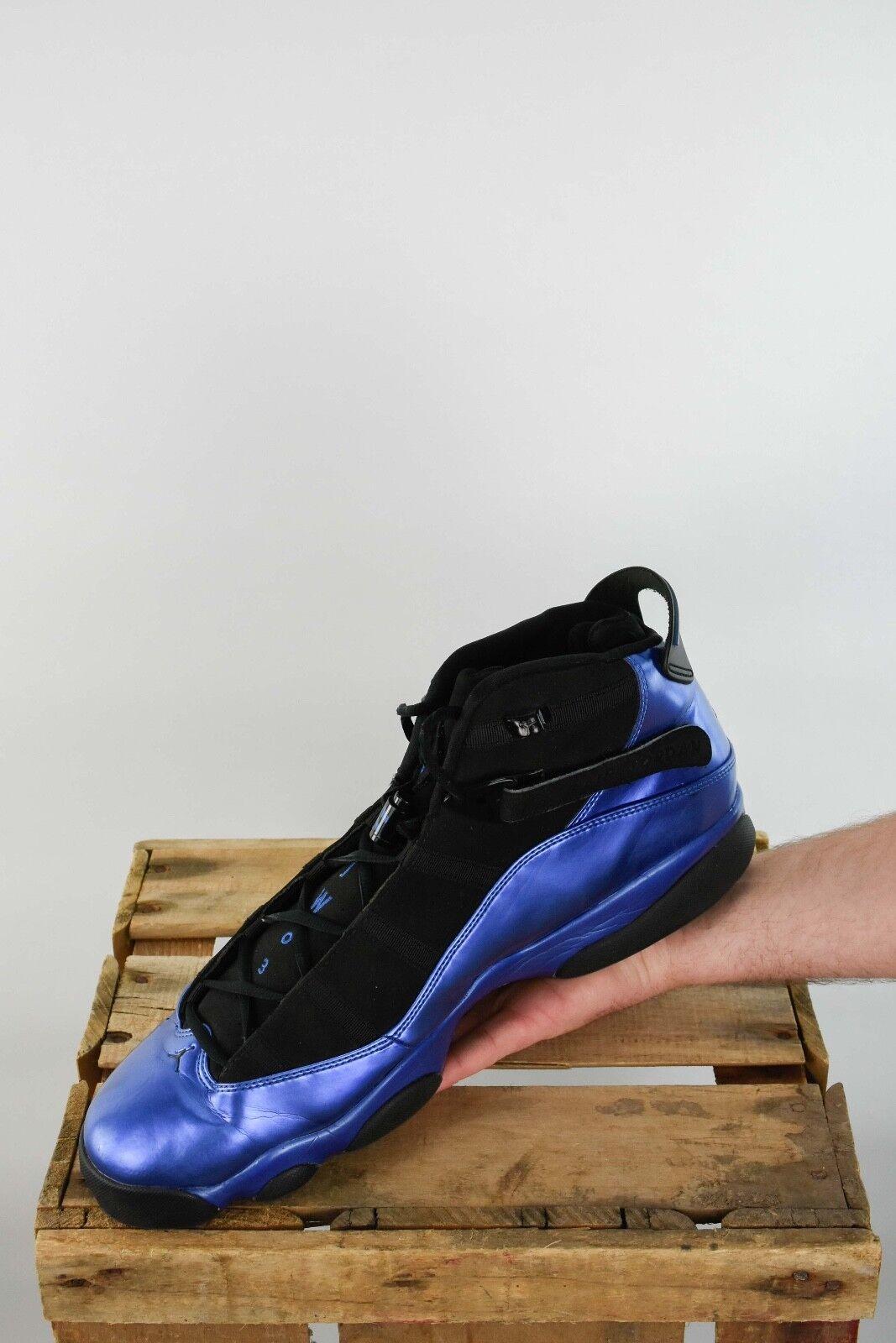 Vintage Jordan 6 Rings bleu SizeSIZE14 hommes Trainer SizeSIZE14 bleu // US 15 // EUR 49. 3c2608