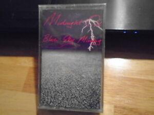 SEALED-RARE-PROMO-Midnight-Oil-CASSETTE-TAPE-Blue-Sky-Mining-australia-rock-1990