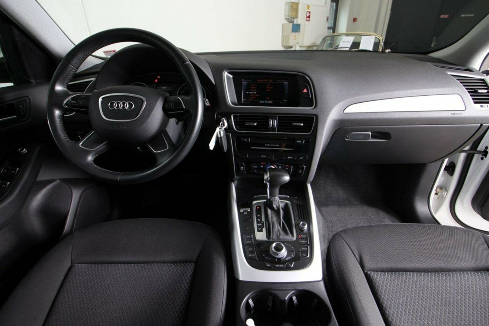 Audi Q5 TDi 190 S-tr. Van