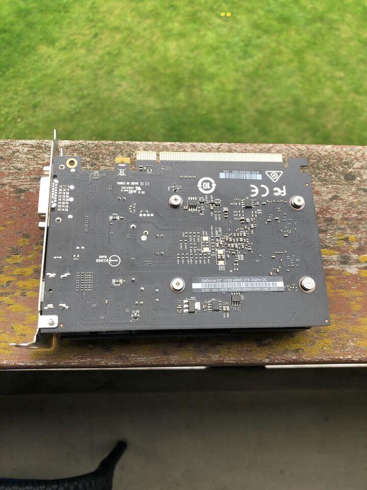 1030 GT Msi, 2 GB RAM, Perfekt