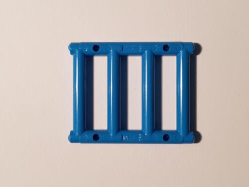 Lego ® 2 x 62113 rejilla 1 x 4 x 3 oscuro azur 6209730 #fr53 Ventana de valla