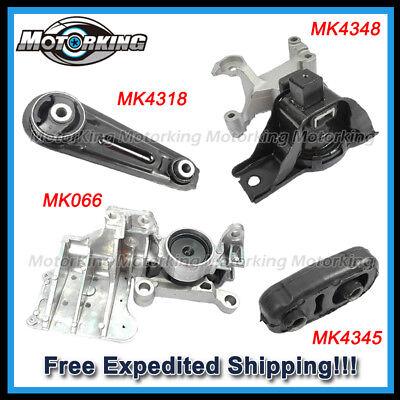 MotorKing MK4345 Front Engine Torque Strut Fits Nissan Sentra