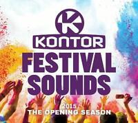 Various - Kontor Festival Sounds 2015 - The Opening Season - CD