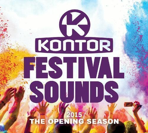 1 von 1 - Various - Kontor Festival Sounds 2015 - The Opening Season - CD NEU //0