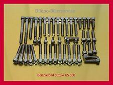 Suzuki GS500 / GS 500 - V2A Schrauben Edelstahlschrauben Motorschrauben