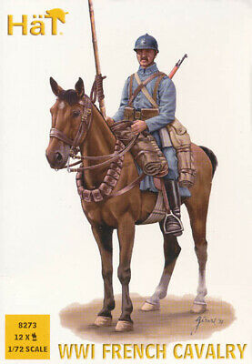 Model Kit Soldatini Figure HAT 1//72 7004 WWI US Infantry