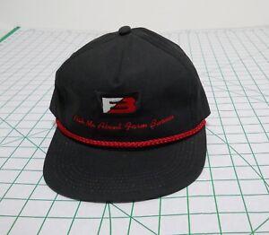 FARM BUREAU Hat - Adjustable Snapback Cap - Ask Me About Farm Bureau ... 59ecebbf6e2