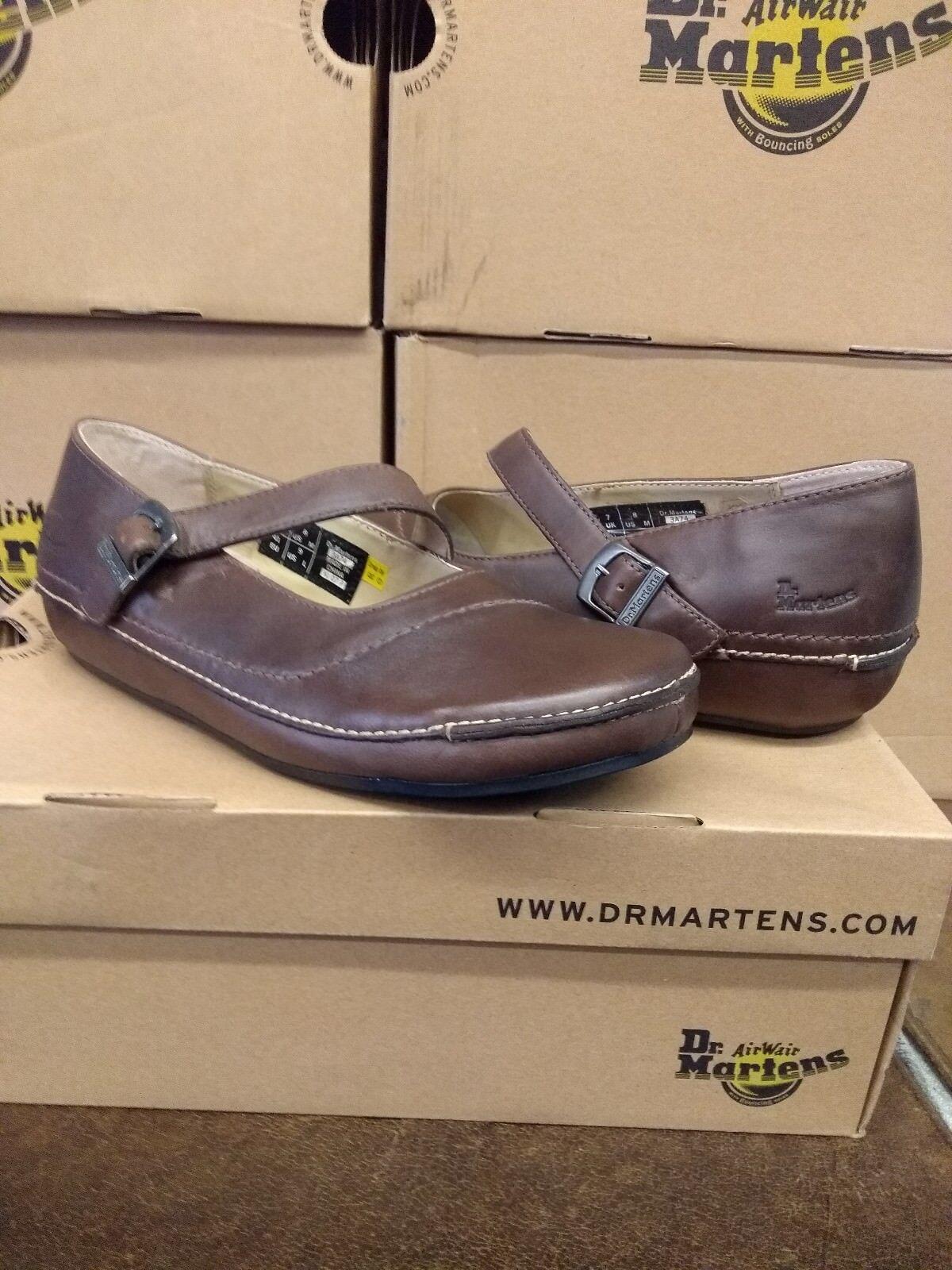 Dr Dr Dr Martens 3A74 Zapato de correa marrón  mejor marca