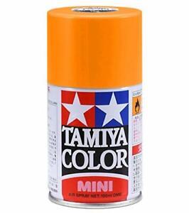 Tamiya-TM85098-TS-98-Pure-100Ml-Spray-Can-Orange